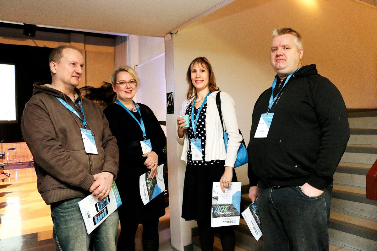 Kuva: GLS-konferenssi ensi kertaa Oulussa 17.11.2017