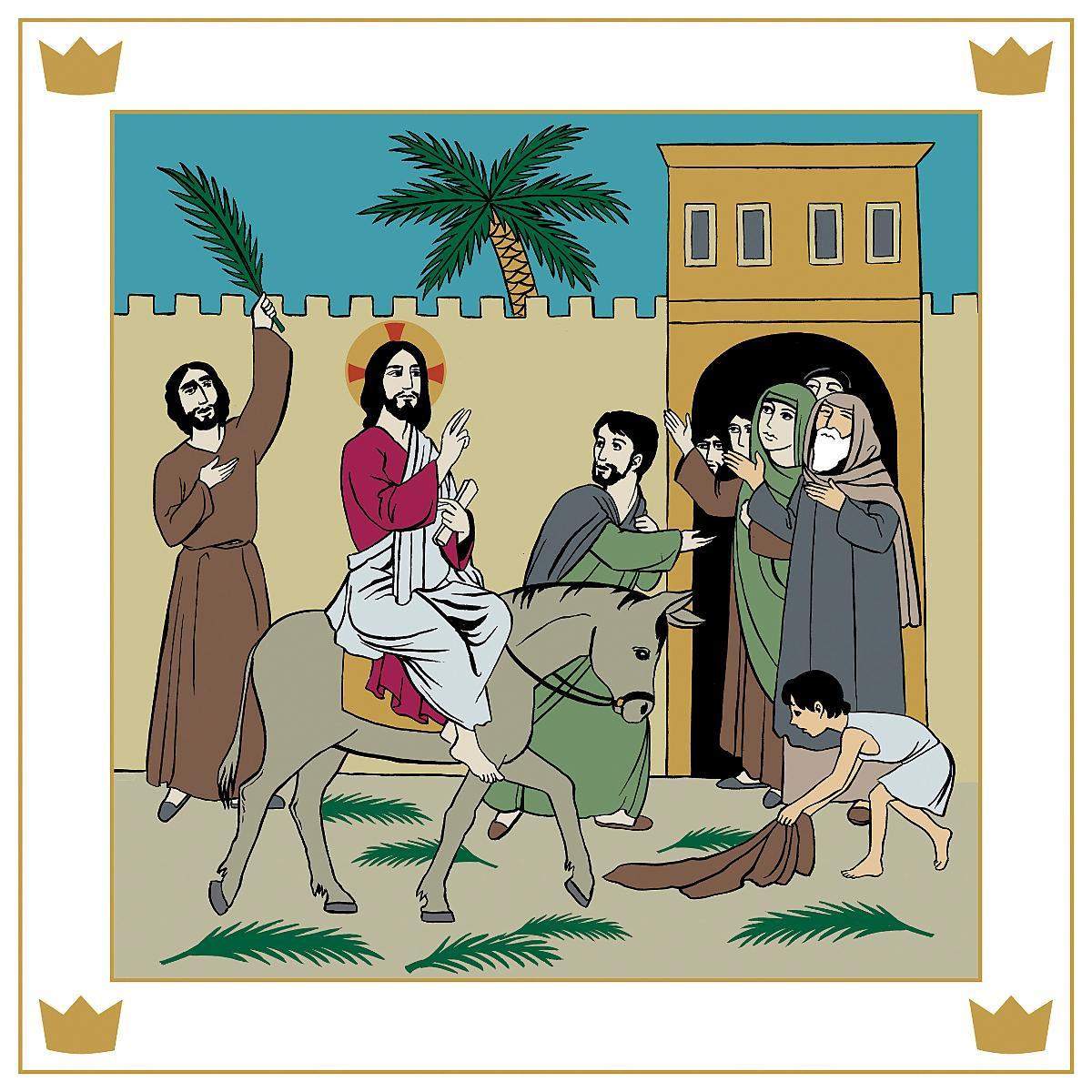 Kuva: Kirkkovuoden kuvat. Ensimmäinen 1. adventti.