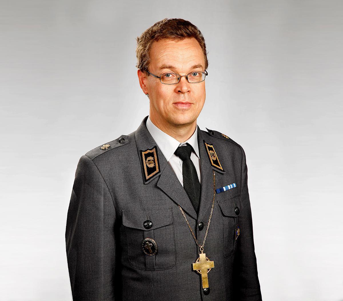 Kuva: Kenttäpiispa Pekka Särkiö
