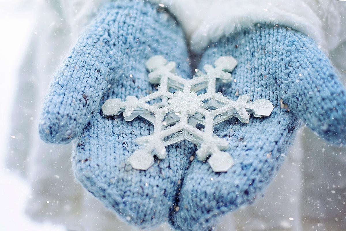 Kuva: lapaset talvi