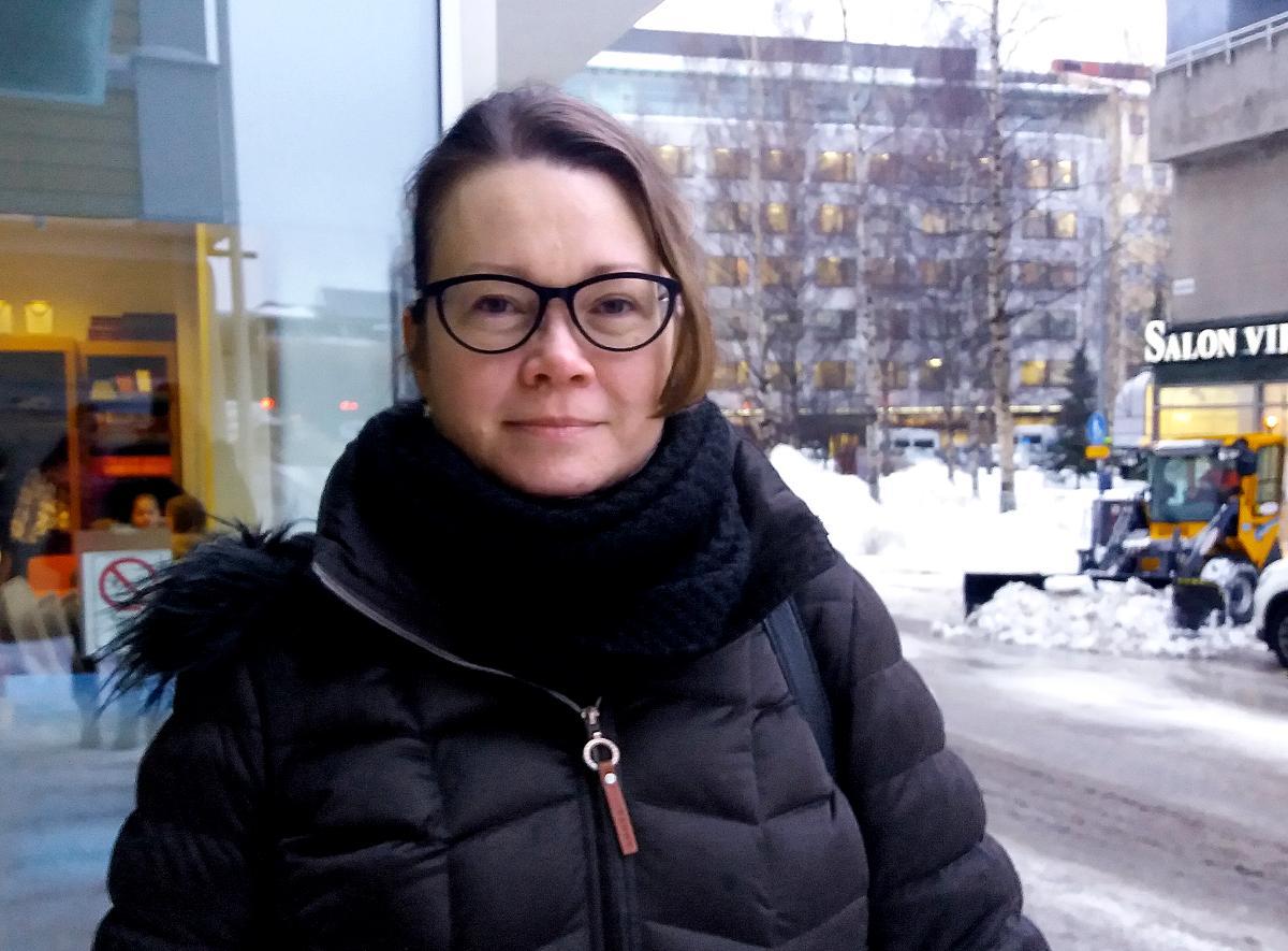 Kuva: Erja Oikarinen (ent. Järvi)