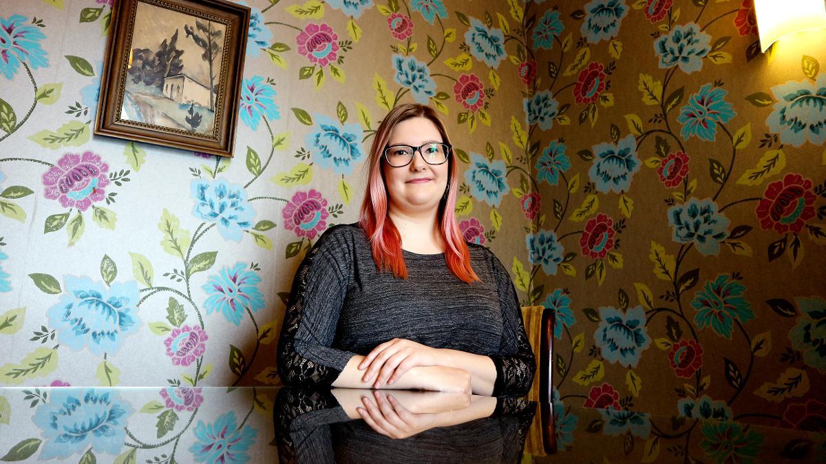 Kuva: Henna Perätalo on Oulun seurakuntien luottamushenkilö.