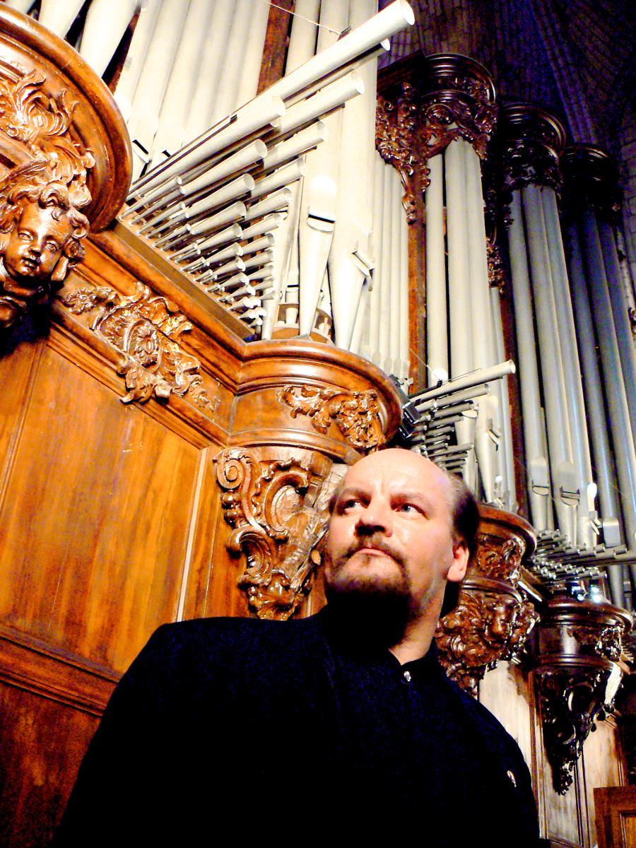 Kuva: Kiviniemi Notre Damessa
