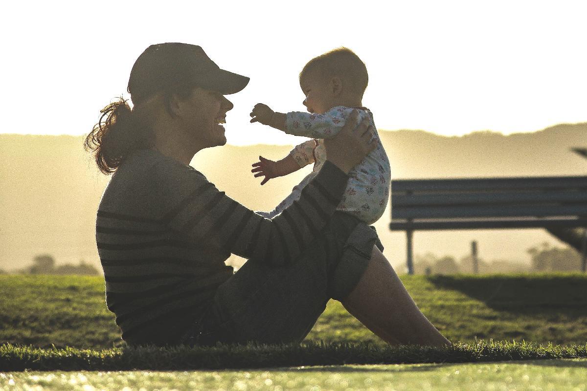 Kuva: Äiti ja lapsi