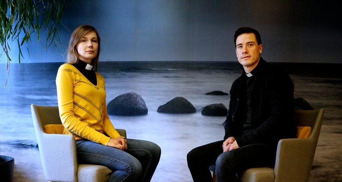 Kuva: Teija Liukko ja Pekka Aittakumpu ryhtyivät keskustelemaan abortista Facebookissa.