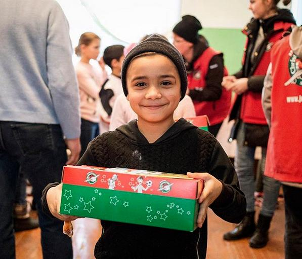 Kuva: Joulun lapsi kuvituskuva