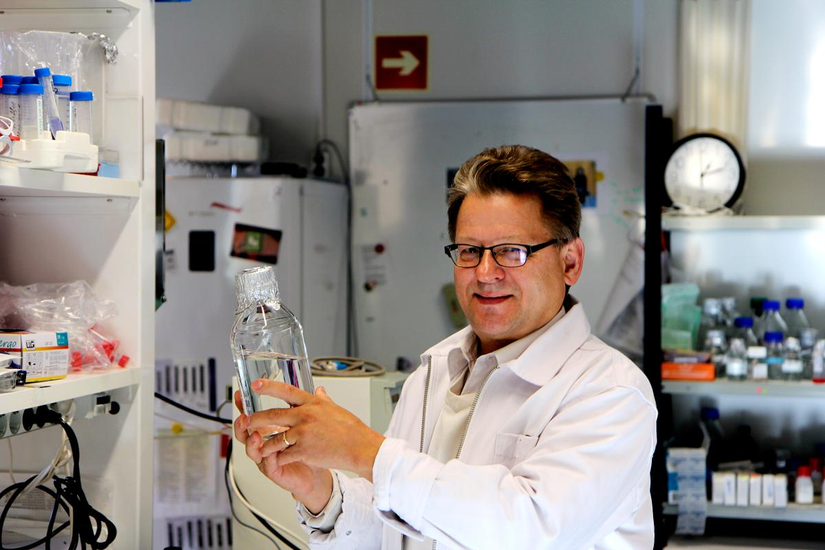 Kuva: Professori Seppo Vainio