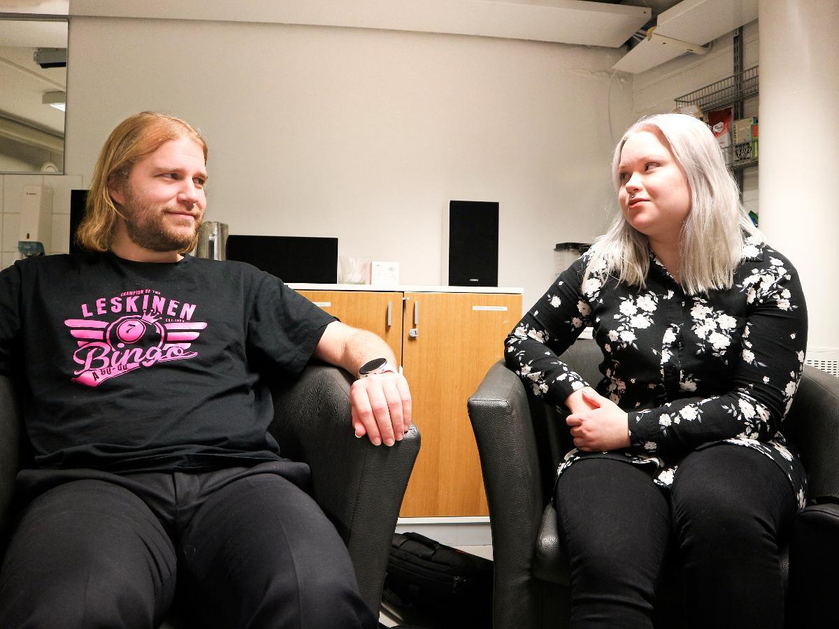 Kuva: Pekka Leskinen ja Salla Sarkkinen
