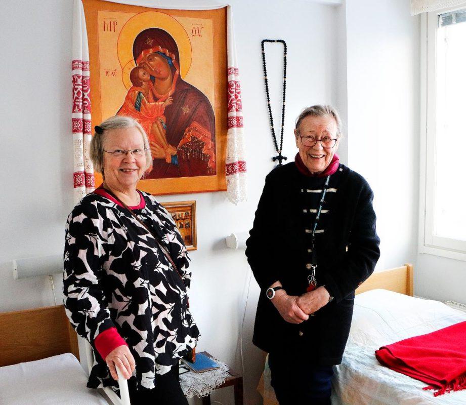Kuva: Marja-Kaisa Heikkinen ja Raija Savolainen