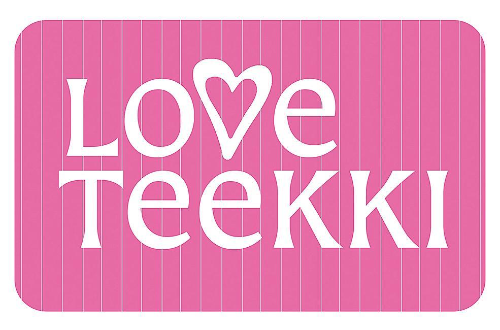Kuva: Loveteekki-logo