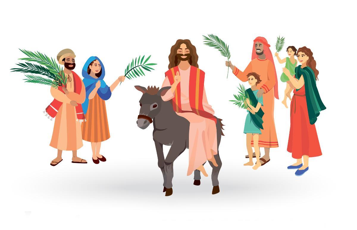Kuva: Pääsiäisen alla lapsille on luvassa muonamesu sekä useita pääsiäisvaelluksia.