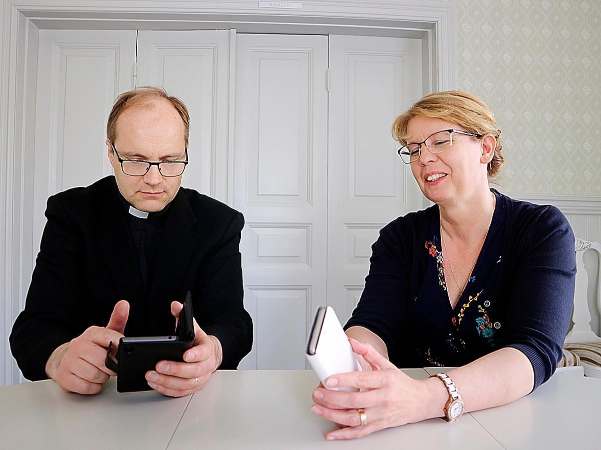 Kuva: Petteri Tuulos ja Nina Niemelä