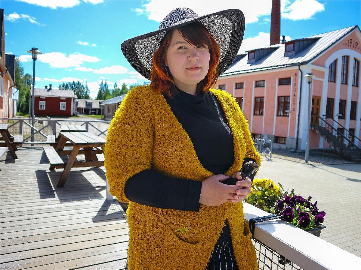 Kuva: Meiju Kaakinen on Tyrnävän lastenohjaaja sekä seksuaalikasvattaja.