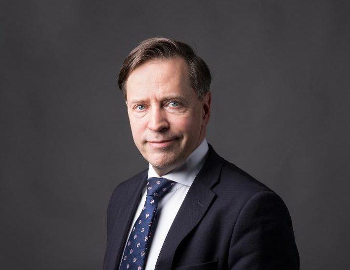 Kuva: Oulun seurakuntayhtymän yhtymäjohtaja Pekka Asikainen