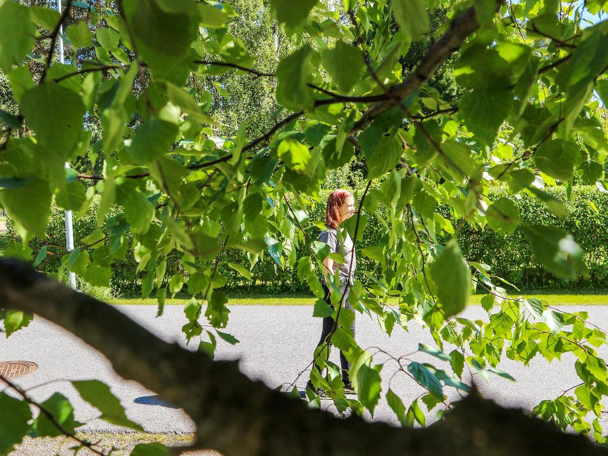 Kuva: Oulunsalolainen nuori