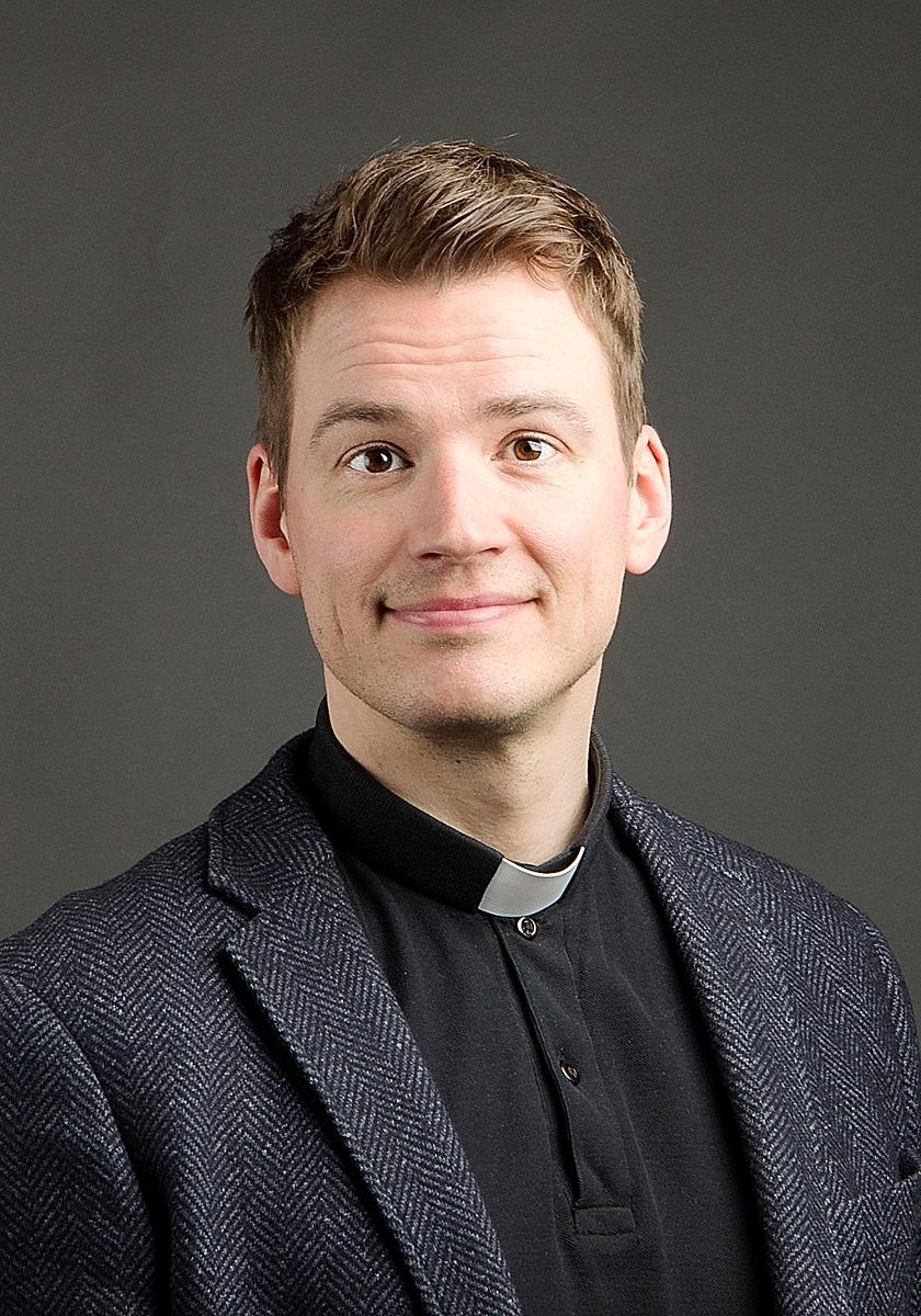 Kuva: Jaakko Tuisku Haukiputaan seurakunnan kirkkoherra
