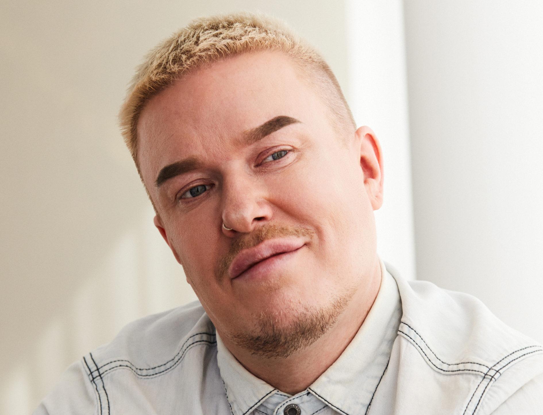 Jesse Kaikuranta palasi tänä vuonna artistiksi pitkän tauon jälkeen.