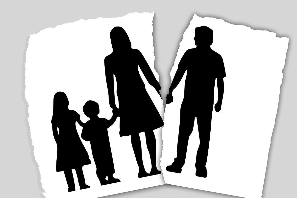 Kuva: Perhe hajoaa