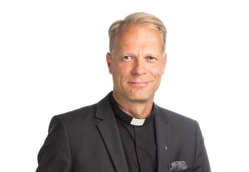 Kuva: Kiimingin kirkkoherra Pauli Niemelä.